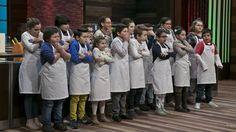 Os mini-chefes vão ter de enfrentar o frio para prepararem os melhores pratos. #MCJunior #Supermercado