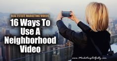 If you are ready to start rocking your real estate farmingvideos, this is the post for you! Recentlywe talked aboutReal Estate Marketing Videos – The Most Powerful Farming Tool Agents Have Today, and now we will look at 16ways that you can use one little video to make a big impact on your marketing! Real...Read More »