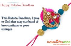 Sisters are probably the most competitive relationship within the family, but once sisters are grown, it becomes the strongest relationship. is wishing all of you a Happy Raksha Bandhan Same Day Delivery Gifts, Rakhi Festival, Happy Rakshabandhan, Praying To God, Raksha Bandhan, Gift Store, Birthday Gifts, Sisters, Relationship