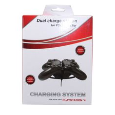 Dual charge station for PS4 controller EU Plug PS4 Accessories