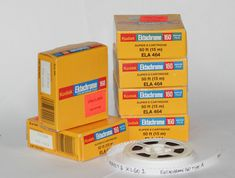 Beware of Expired Ektachrome Type A and Type G Super 8 Film! - The Film Photography Project Home Movies, Family Movies, Film Photography Project, Super 8 Film, 8mm Film, Film Stock, Movie Camera, Film Movie, Film