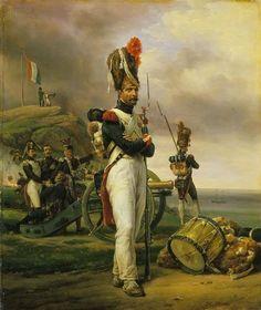 Old Guard Grenadier