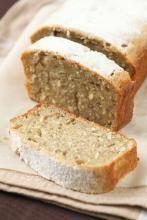 Grain free coconut loaf - GrownUps New Zealand Healthy Cake, Healthy Treats, Healthy Baking, Healthy Recipes, Cake Au Miel, Coconut Flour Bread, Coconut Oil, Good Food, Yummy Food