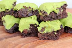 Healthier Brownies using Avocados