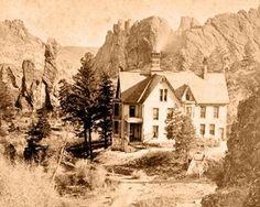General Palmers Cottage...Glen Erie, Colorado Springs, Colorado