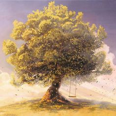 tree painting realistic - Buscar con Google