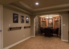 Small Finished Basement Ideas And Nice Images