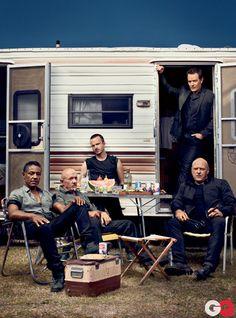 Men of Breaking Bad