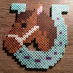 Horse perler beads by jessslyne