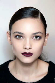 Job interview makeup for a creative setting http://beautyeditor.ca/2014/01/07/job-interview-makeup/