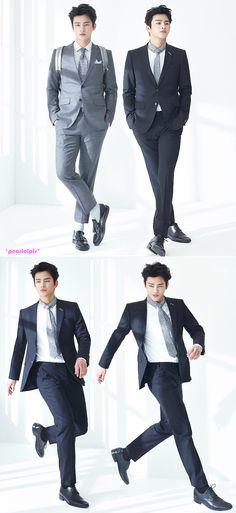 VOSTRO S/S 2015 Ad Campaign Feat. Seo In Guk