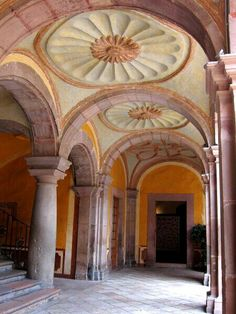 Ex Convento San Agustin Queretaro Patrimonio de la humanida.