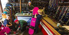 Granlibakken Ski Rentals