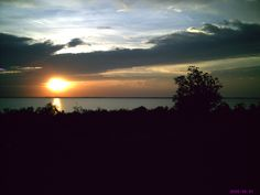 Sunset Fray Bentos Uruguay