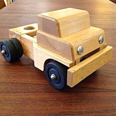 Vintage Community Playthings Wooden Toy Truck | Great solid children's toy truck. These are very durable and very collectible.