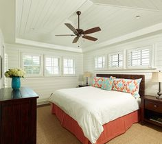 Isle Of Palms Tropical Bedroom Charleston By Structures Building Company