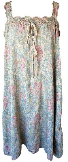 Magnolia Pearl: Ringwald print cotton Cosi Belle Dress