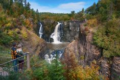 A Minnesota-based photographer shares some of her go-to spots for hiking, camping, fishing and canoeing in a state with a wealth of parkland. Best Places To Vacation, Places To Travel, Places To Visit, Vacation Ideas, Grand Portage State Park, Grand Rapids Mn, Mounds State Park, Wisconsin State Parks, Midwest Vacations