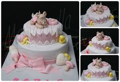 decoracion d pasteles para baby shower on pinterest baby shower