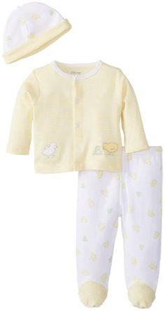 Little Me Unisex-Baby Newborn Chirping TMH Pant Set - List price: $30.00 Price: $17.99