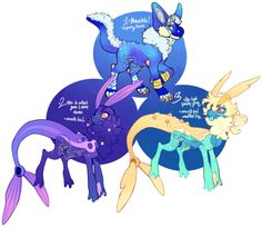 3 For Sale CLOSED by PhloxeButt on DeviantArt