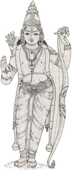 Hindu God - Avataras of Vishnu (Incarnations) Shiva Art, Ganesha Art, Krishna Art, Hindu Art, Indian Traditional Paintings, Indian Art Paintings, Indian Culture And Tradition, Krishna Drawing, Tanjore Painting