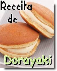 Receita de Dorayaki
