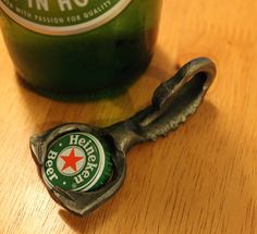 Recycled Metal Bottle Opener  Scorpion by toughandtwisted on Etsy, $28.00