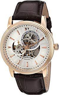 Quarz 7624 Zeppelin Chronograph Uhr Unisex Leder Armband 2 Mit YfIb7gyv6