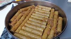 Breakfast Recipes, Snack Recipes, Happy Foods, Yams, Greek Recipes, Apple Pie, Rolls, Food And Drink, Pasta