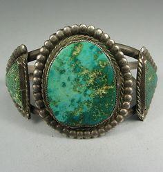 Early Navajo Moreni Mine Turquoise-*-*-56+