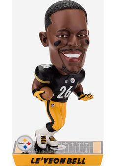 Le'Veon Bell Pittsburgh Steelers Caricature Bobblehead