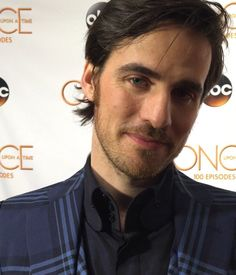Colin O'Donoghue on Once Upon a Time 100th episode red carpet - 20 February 2016