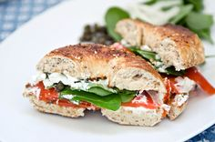 Secrets for the Perfect Smoked Salmon Sandwich by foodfitnessfreshair #Salmon #Sandwich #foodfitnessfreshair