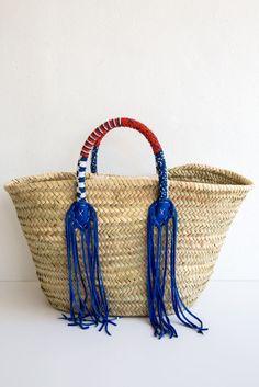 enshallah tote basket – Lost & Found