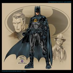 Batman from DC Comics reference from Michael Turner (R. Batman Comic Art, Im Batman, Marvel Dc Comics, Batman Cowl, Batman Suit, Batman The Dark Knight, Ultimate Batman, Comic Art Community, Batman Universe