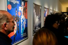 Imagine Film Festival 2015 campaign on Behance