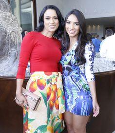 Luciana Viana, Julia Alves