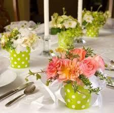 Resultado de imagen para centros de mesa para boda