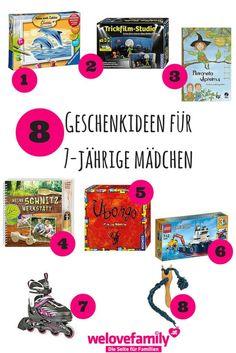 Geschenkideen für Mädchen, 7 Jahre Puppy Party, Matilda, Tricks, Winter, Party, First Birthday Girls, Gifts For Children, Winter Time, Winter Fashion