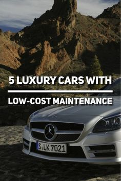 So what vehicles are a surefire win for overall costs? Here are 5 Luxury Cars With Low-Cost Maintenance.