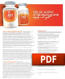 AM & PM Essentials- dietary supplements exclusively designed for your well-being