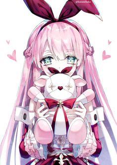 Fille Anime Cool, Anime Girl Cute, Beautiful Anime Girl, Kawaii Anime Girl, Anime Art Girl, Manga Girl, Manga Anime, Hello Kitty, Anime Best Friends