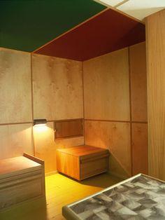 Le Petit Cabanon, 1949, France. Le Corbusier | 100B EXAM ...