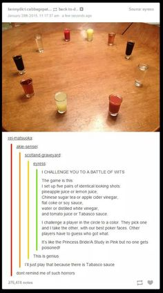 This would be terribly fun