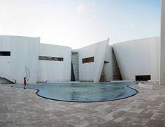 """Museo en México con paredes de """"papel"""""""