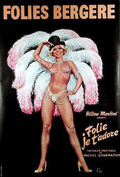 Folies Bergère :) in Paris. #France #french #food