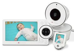 Project Nursery Video Baby Monitor System With Digital Zoom Camera for sale online Nursery Video, Smart Baby Monitor, Free Baby Shower Printables, Thing 1, Baby Health, Project Nursery, Zoo Nursery, Bird Nursery, Yellow Nursery