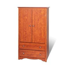 Prepac Furniture Monterey Two Door Armoire