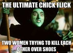 The Wizard of Oz...underlying story... haha
